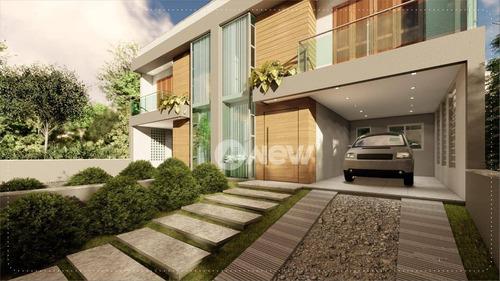 Casa Com 3 Dormitórios À Venda, 124 M² Por R$ 460.000,00 - Cidade Nova - Ivoti/rs - Ca3830