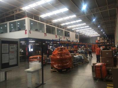 Edificio Industrial Puerto Santiago