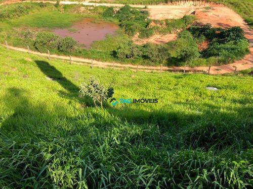 Imagem 1 de 9 de Terreno À Venda, 1100 M² Por R$ 265.000 - Morada Das Nascentes (joaquim Egídio) - Campinas/sp - Te0343