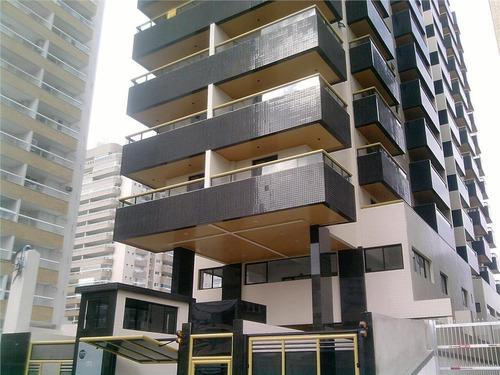 Imagem 1 de 20 de Apartamento Com 2 Dormitórios À Venda, 90 M² Por R$ 390.000,00 - Vila Caiçara - Praia Grande/sp - Ap0733
