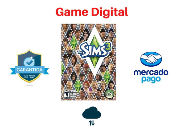 The Sims 3 + Brinde Mídia Digital Pc