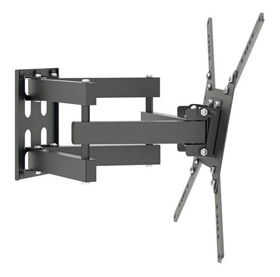 """Suporte Multivisão STPA2000 de parede para TV/Monitor de 26"""" até 65"""" preto"""