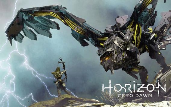 Horizon Zero Dawn Mídia Física Playstation 4