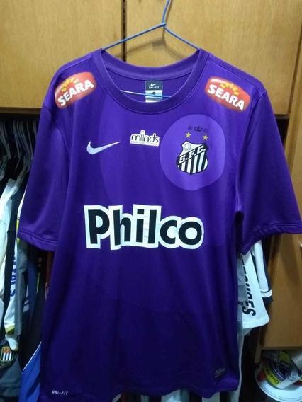 Camisa Santos Goleiro Nike 2012/2013 #12 Original