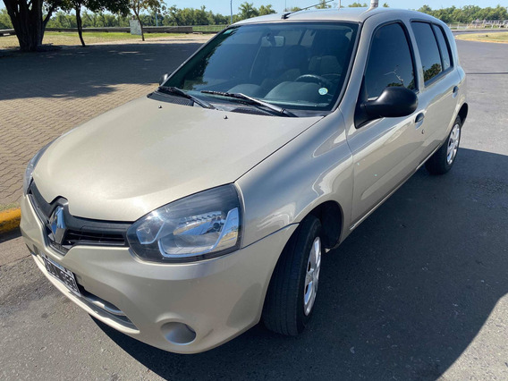 ¡impecable! Renault Clio Mio Confort Plus 2013 60mil Km Real