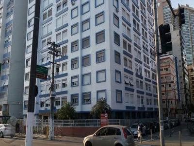 Apartamento Kitnet Com 1 Dormitório, 1 Vaga Para Vender No Bairro Centro Em Praia Grande - Imperius Imoveis - 3145
