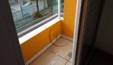 Imagem 1 de 9 de Apartamento Com 2 Dormitórios Para Alugar, 75 M² Por R$ 1.570,00/mês - Vila Lucinda - Santo André/sp - Ap9341