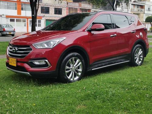 Hyundai Santa Fe 2018 2.4 Premium 4x4 Aut
