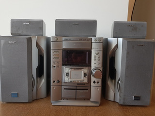 Sony Home Theatre Dolby Digital Con 5 Parlantes.