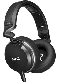 Auriculares Akg K182 Black Cerrados Cuotas