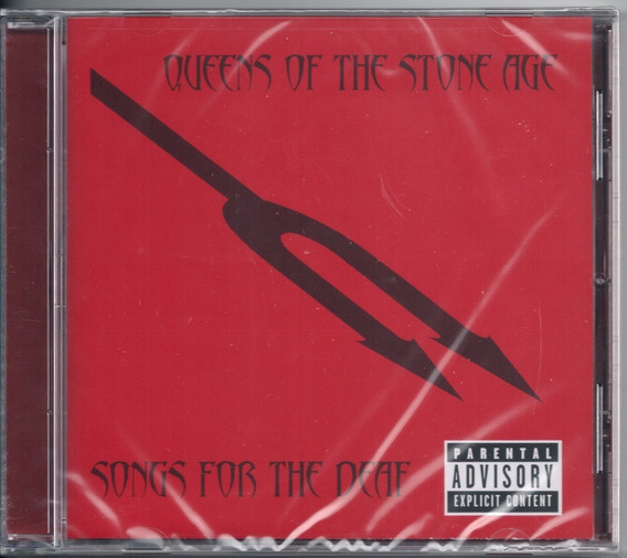 Queens Of The Stone Age - Songs For The Deaf ( Cd, 2002 )