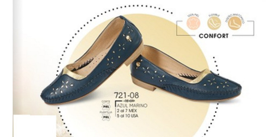 Flants 721-08 Azul Marino Cklass Confort 2-19 M