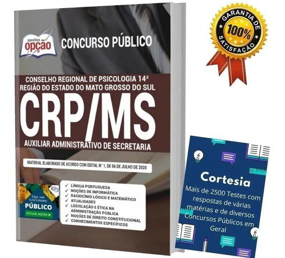 Apostila Crp Ms Conselho Regional Psicologia Mato Grosso Sul