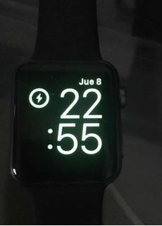 Reloj Digital Apple Watch 1 38