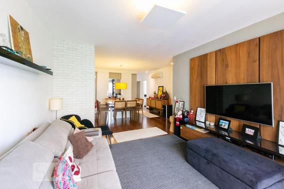 Apartamento Para Aluguel - Itaim Bibi, 3 Quartos, 120 - 892999433
