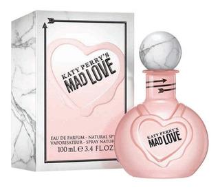 Katy Perry Mad Love Eau De Parfum X 100ml - Mujer