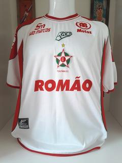 Camisa Futebol Preparada Jogo Ituiutaba Boa Esporte