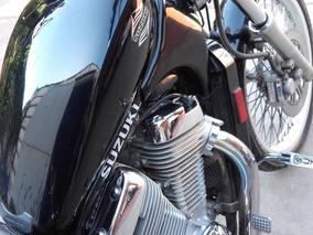 Suzuki Intruder Vs 800 Negra Original Impecable