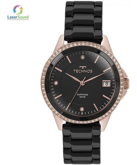 Relógio Technos Feminino 2315kzr/4p C/ Garantia E Nf