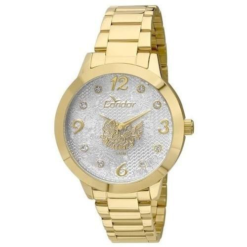 Relógio Condor Feminino Co2036dh/4b