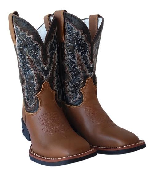 Bota Texana Country Masculina Durango Wisk Preto 6527g2p