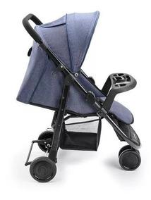 Carrinho Bebê 3 Rodas Agile Bordo Bb528 - Multikids Bab