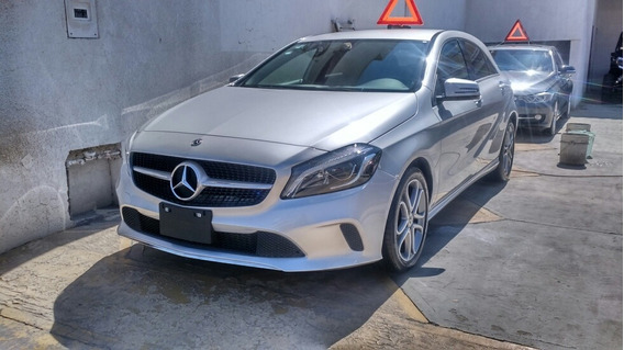 Mercedes-benz Clase A 1.6 200 Cgi Style Mt 2018