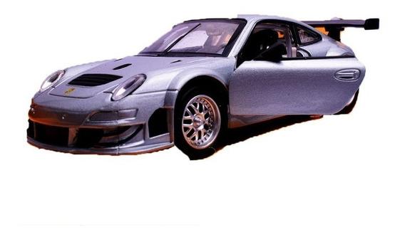 Auto De Coleccion Porsche 911 Gt3 Rsr Escala 1:32 Msz Full