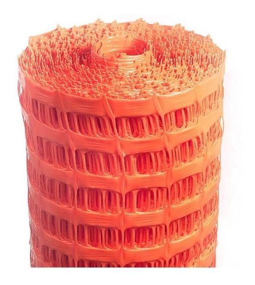 Red De Señalización 50x80 Naranja Solyon