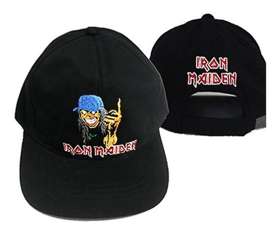 Boné Iron Maiden - Eddie