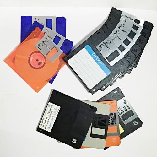 Imagen 1 de 4 de Diskettes Imation Floppy. Tienda Sta Mónica