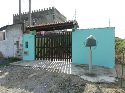 Casa À Venda No Gaivota Em Itanhaém Litoral Sul De Sp