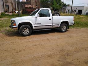 Chevrolet Silverado Dlx, 6 Cilindros