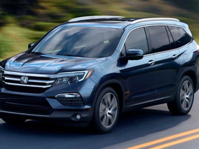 Honda Pilot Ex 3.5 At 4x2