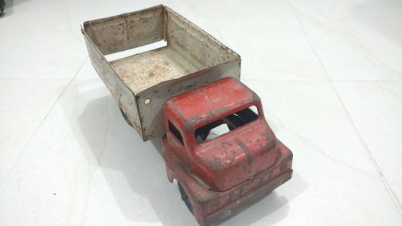 Hidraulic Dump Truck Structo - Caminhão Basculante Lata