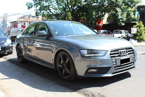 Audi A 4 3.0 Tfsi Quattro 2014 Stronic 49.000km Cub Nuevas