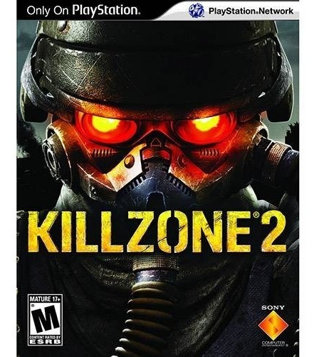 Killzone 2 - Playstation 3 Físico Novo E Lacrado
