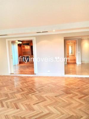 Apartamento 5 Quarto(s) Para Venda,aluguel No Bairro Itaim Bibi Em São Paulo - Sp - Apa53