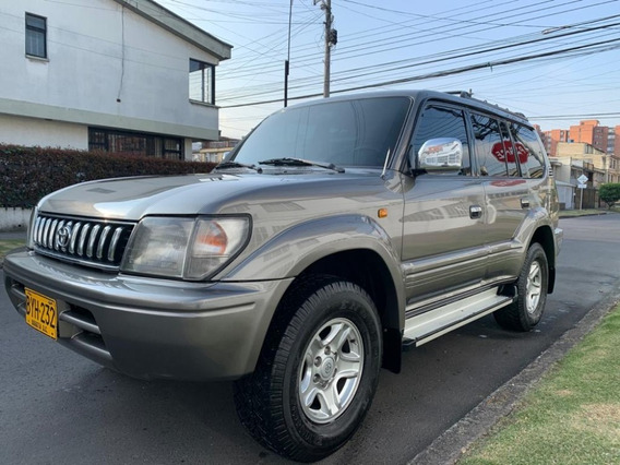 Toyota Prado Vx At 3400cc 4x4