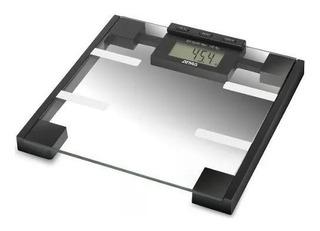 Balanza De Baño Atma Ba7503e 150kg Medidor Masa Corporal