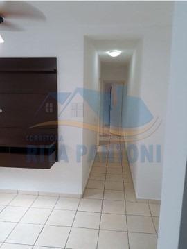 Imagem 1 de 5 de Apartamento, Jardim José Figueira, Ribeirão Preto - A4683-a