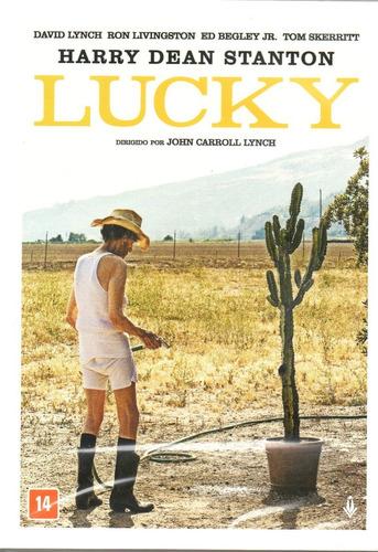 Dvd Lucky Com Harry Dean Stanton - Imovision - Bonellihq Q20
