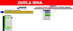 Planilha Dupla Sena - 50 Dezenas Com Fechamento Reduzido