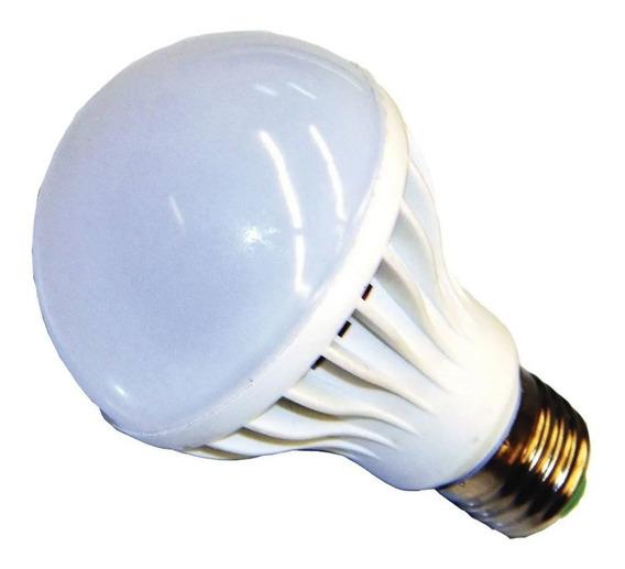 Lámpara Emergencia Recargable Luz Led Blanca High Power