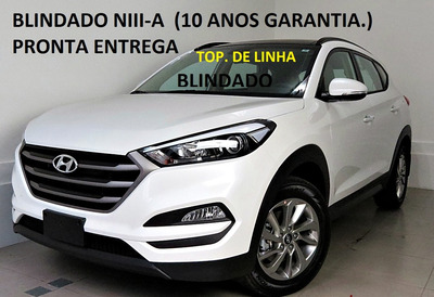 Hyundai New Tucson Gls 2020 Top Blindado 3-a Pronta Entrega
