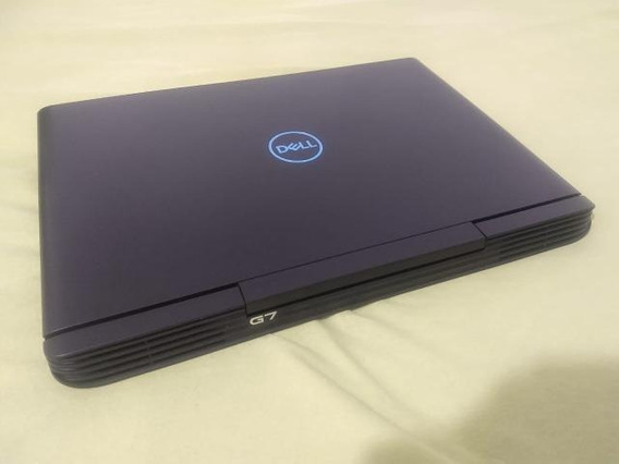 Notebook Dell Gamer G.7-7588 -a 20p C17 8gb/1tr/15.6/w10