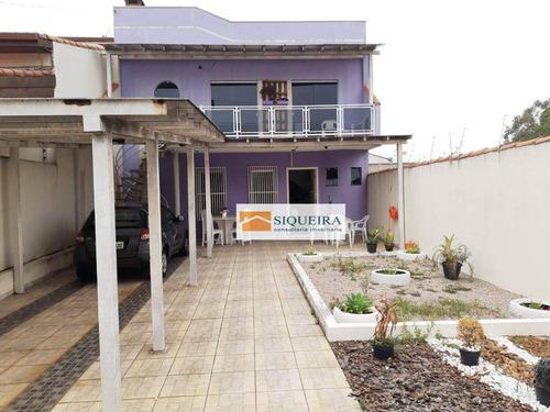 Casa Com 3 Dormitórios À Venda, 220 M² Por R$ 350.000 - Wanel Ville - Sorocaba/sp - Ca1509