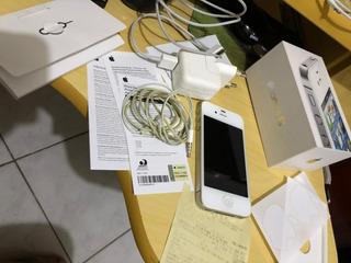 Smartphone iPhone 4s 16gb Anatel Brasileiro (vide Descrição)