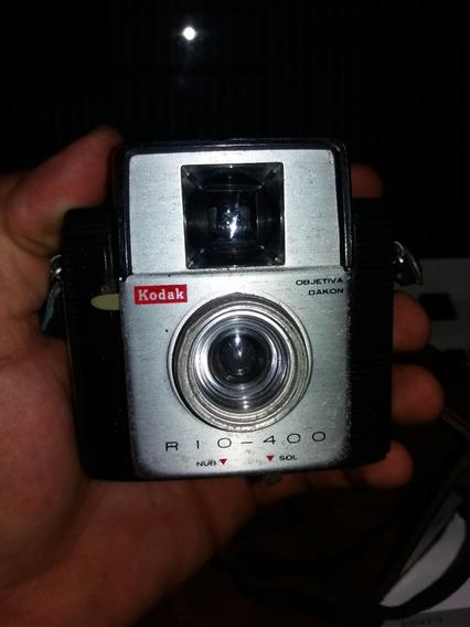 Kodak Rio400 - Câmera Fotográfica Do Iv Centenário Do Rj