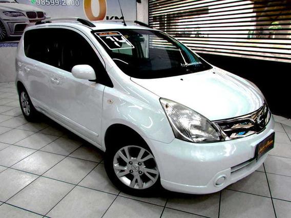 Nissan Livina S 1.8 16v Aut.